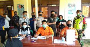 749 BST Telah Diterima Masyarakat Kecamatan Warkuk Ranau Selatan