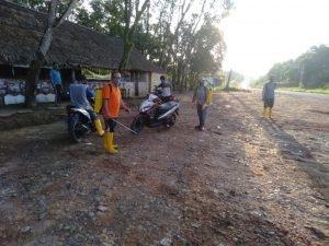 Pj Kades Durian Daun Minta Tim Covid-19 Perketat Awasi Mobilisasi Masyarakat