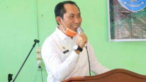 Popo Ali Hadiri Sosialisasi Pengadaan Lahan Waduk Tiga Dihaji Tahap IV