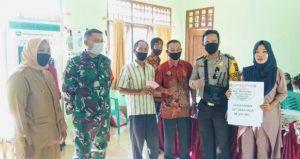 BLT DD Desa Tahap III Selesai Terealisasi Desa Tanjung Raya