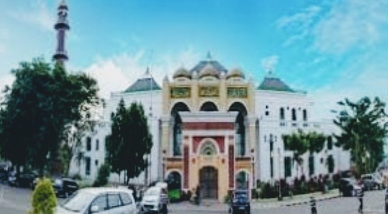 Destinasi Wisata Religi Masjid Bersejarah Di Palembang Gesahkita Com