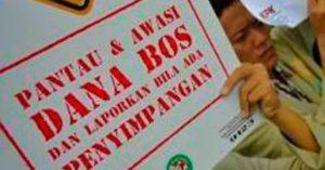 Kasus Dana Bos, Peruntukan Dana Bos, Pungli Sekolah, Tentang Dana Bos, Mencerdaskan Kehidupan Bangsa, Anggaran BOS, Penerimaan Dana BOS, dana bos, Bos Afirmasi