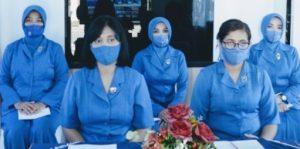 Jelang Praspa Ketua Umum Jalasenastri Ingatkan Identitas, Etika hingga Jati Diri Istri Seorang Perwira