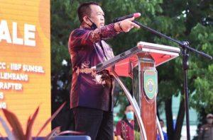 Gubernur Herman Deru Buka SGS, Optimis Mampu Bangkitkan Ekonomi