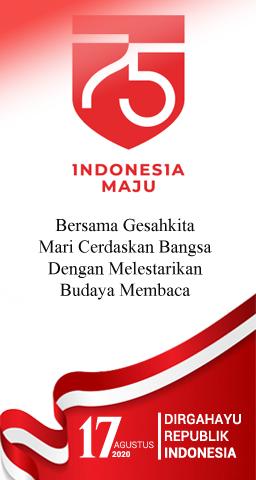 banner 17 agustus, Dirgahayu Republik Indonesia, Indonesia Merdeka