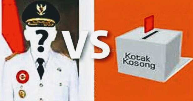 Komisi Pemilihan Umum, kotak kosong di 28 kabupaten, Pilkada 2020, pilkada lawan kotak kosong, Calon Tunggal, Badan Pengawas Pemilu, Anggota Bawaslu, Pilkada Serentak