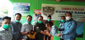 Visioner Wisata Hadir Deklarasi Kompas Ranau, Mengaku Edukasi Wisata Tak Kalah Penting Dengan Infrastruktur Wisata