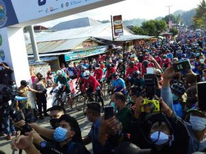 "Tetap Perhatikan Prokes, Agenda Wisata Grand Fondo ""Cycling Challenge"" 2020 Resmi Dibuka Herman Deru"