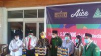 AICE Dan GP Ansor Inisiasi Gerakan 20 Juta Masker Untuk Indonesia