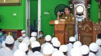 Banyuasin Religius : Bupati Askolani Dukung Ukhuwah Islamiah Warga Binaan Lapas