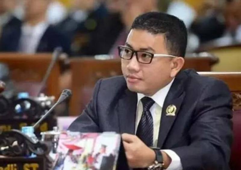 Syaiful Fadli Wakil Ketua Komisi V DPRD Sumsel Dari Fraksi Partai Keadilan Sejahtera