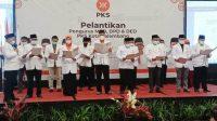 DPD PKS Palembang Targetkan Kader Partai Jadi Walikota Pada Pemilu 2024