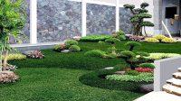 Desain Halaman Rumah Minimalis Agar Asri dan Cantik