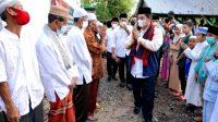Safari Ramadhan H Askolani Di Desa Terusan Dalam : Ingatkan Masyarakat Pentingnya Pola Hidup Sehat