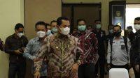 KPK RI Audiensi Bersama Kepala Daerah Se-Sumsel