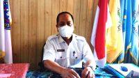Kordinator Wilayah Dinas Pendidikan dan Kebudayaan Kecamatan Babat Supat Hasan Basri, saat diwawancarai wartawan media ini seusai rapat di kantornya.