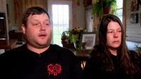 Riley Basford Parents when interviewed by reporter (credited Youtube)
