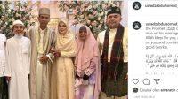Pendakwah Kondang Ustad Abdul Somad Resmi Nikahi Fatimah Az Zahrah Perempuan Asal Jombang