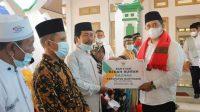 Safari Ramadhan Bupati Banyuasin Bersama Rombongan Sambangi Makarti Jaya