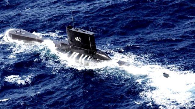 KRI Nanggala-402 Dinyatakan Tenggelam (Subsunk) (credited cnbc )