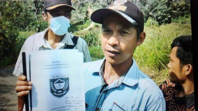 Kades Simpang Sender Timur Dambakan Listrik Masuk Desa Nya