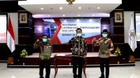 BPK Jatim Serahkan LHP Ke 5 Daerah Raih WTP
