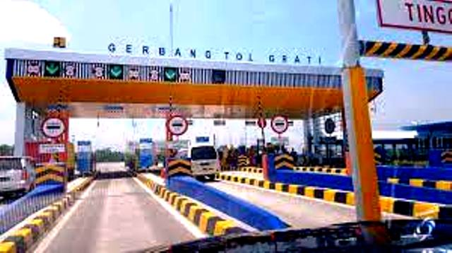 gerbang tol probolinggo