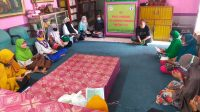Suasana tradisi Bulan Ramadhan Ibu Jalanan Rutin Baca Surah Yasin