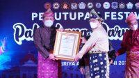 Penutupan Festival Palembang Darussalam XIX, Herman Deru: Banggalah Jadi Wong Sumsel..!