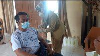 Pemdes Sungsang lll Lakukan Vaksinasi COVID-19