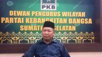 Muscab PKB Sumsel 2021, Gus Ami : Jadikan PKB Universitas Melahirkan Kader Berintegritas