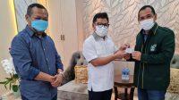 H SN Prana Putra Sohe Masuk Gerbang PKB Sumsel, Ramlan Bilang Berbahagia