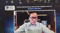 Fakta Fakta Dunia Pendidikan Diungkap Pada Webinar Gerakan Nasional Literasi Digital 2021 Wilayah Palembang
