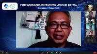 Webinar Literasi Digital Bertajuk Mengglobal di Era Digital di Kabupaten OKU Selatan