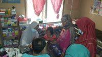 Pemdes Air Senggeris Adakan Program Berobat Gratis Bagi Lansia