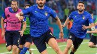 Italia Lolos Juara Grup A Euro 2020, Dipastikan Masuk 16 Besar