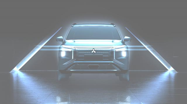 Airtrek Design (Photo Mitsubishi Web Site)