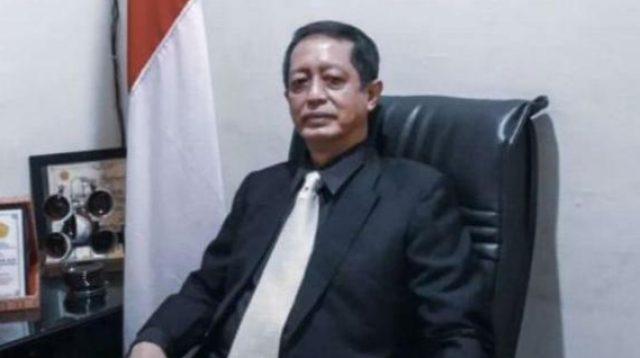 Alm Chairil Syah, SH