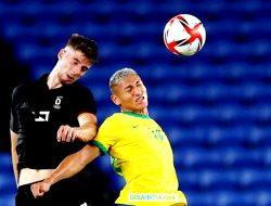 Olimpiade Jepang, Brazil Tundukan Jerman 4- 2