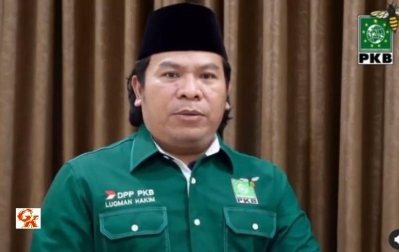 DPP PKB Luqman Hakim
