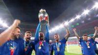 Gelar Euro 2020 Diraih Gli Azzurri 3-2 Tekuk Inggris Adu Penalti