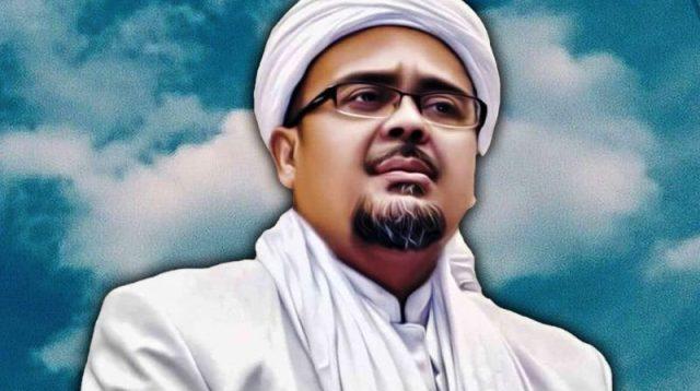 Habib Rizieq Shihab (Photo credited Wartalombok)