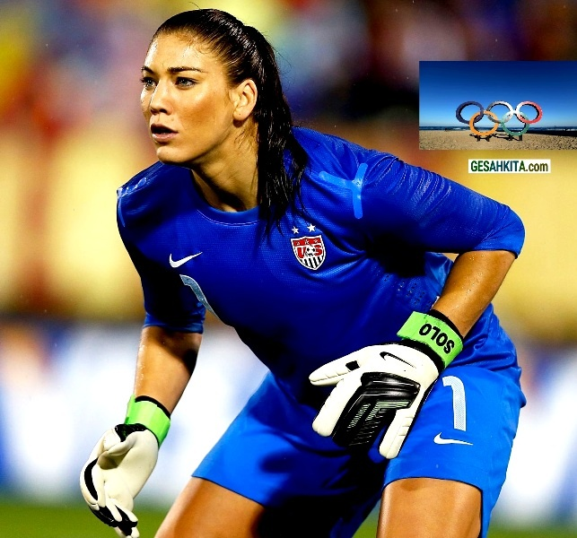 Hope Solo American Woman Goalkeeper Team Spoke to media the Story of Free Sex in Rio