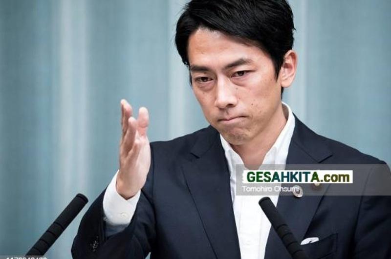 Menteri Lingkungan Jepang Shinjirō Koizumi gettyimages