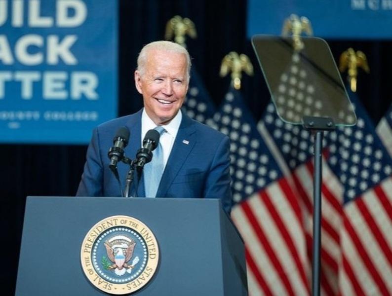 US President Joe Biden (Credit Instagram)