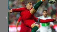 Top Skor Piala Eropa Jatuh Pada Christian Ronaldo
