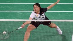Thet Htar Thuzar Woman Badminton Player from Myanmar