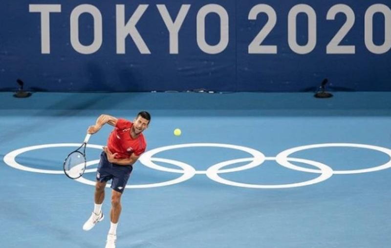Novak Djokovic Petenis Serbia Foto Disebar Menjadi Viral (credited ID NovakDjokovikl)