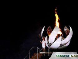 Meski Ditentang Rakyat, Pembukaan Olimpiade Jepang Disebut Tiada Dua Nya
