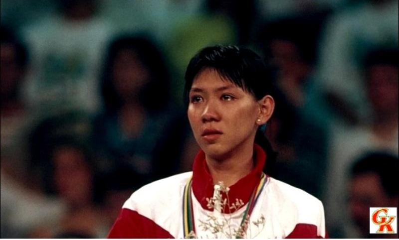 Moment Lagu Indonesia Raya Dikumandangkan Olimpiade Barcelona 1992 (credited Winetnews)